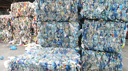 Stop receiving import containers of plastic scrap to CMIT