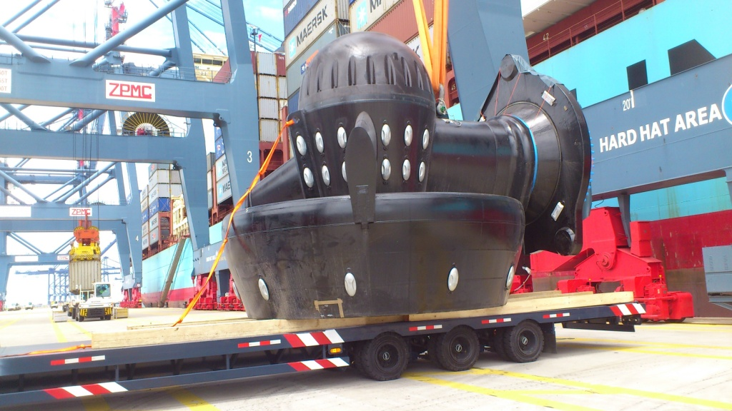 CMIT's Break Bulk Handling Capacity Saves Time and Cost for Its Customers